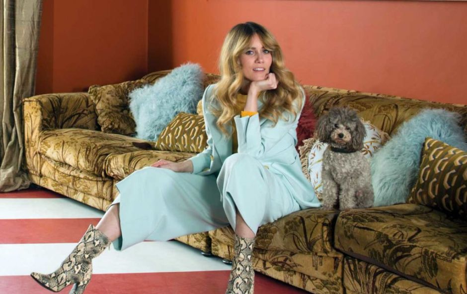 Whinnie Williams Seventies-Inspired Home Is Filled With Retro eBay Finds