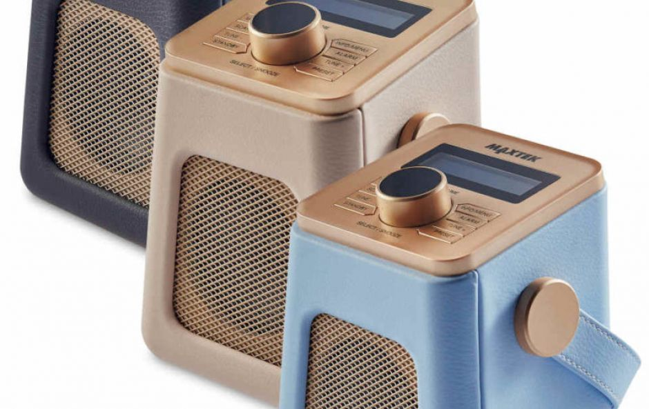 Aldi is selling a retro-inspired radio - and it's a bargain!