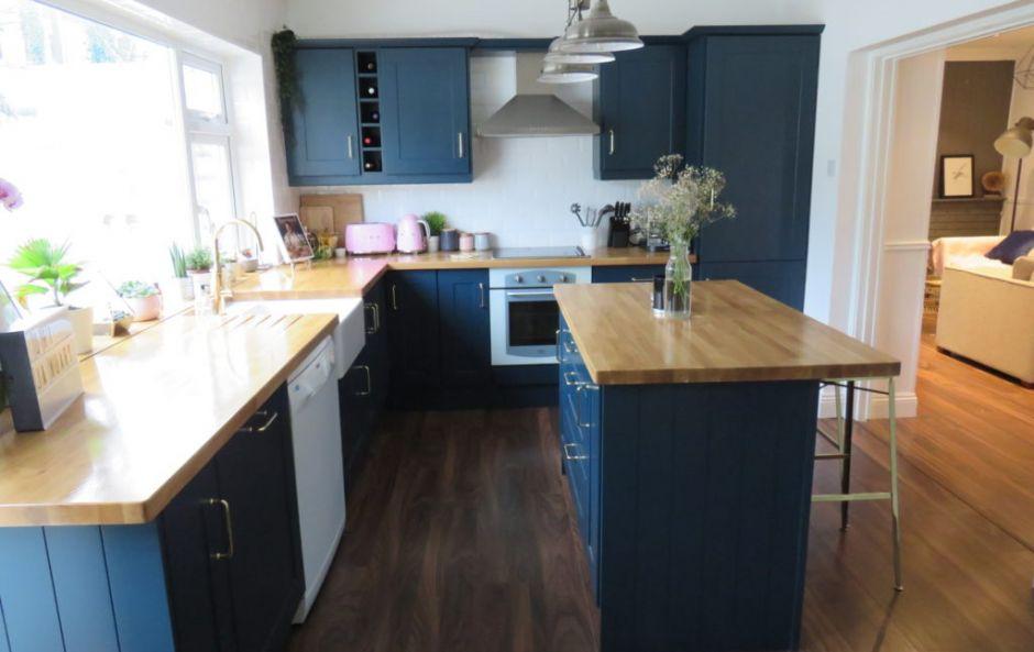 Budget Breakdown: Lynn's €8,000 kitchen renovation