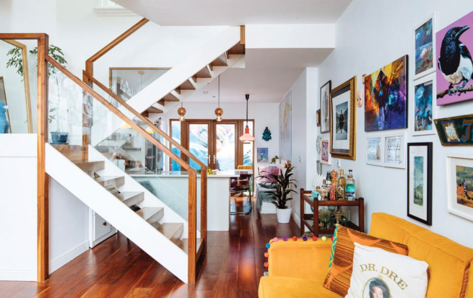 Small Homes: Emily's classic Dublin 7 terraced home uses space superbly