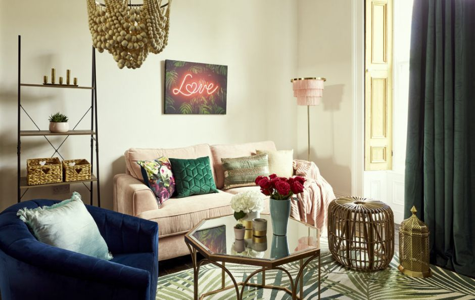 Win your new living room, worth over €2,445 from Littlewoods Ireland!