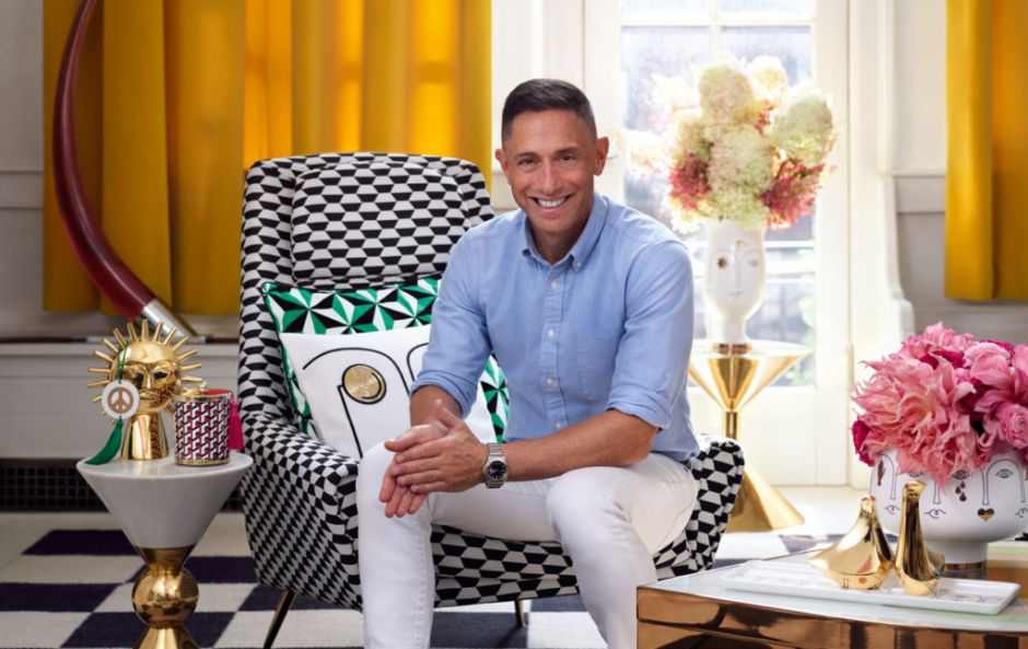 Jonathan Adler x H&M Home is launching this Thursday - make your lists now!