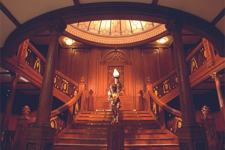 Titanic remembered: a look inside this luxuriously designed ship