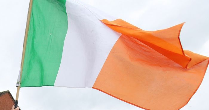 irish flag unlikely to be flown in scotland to mark easter rising