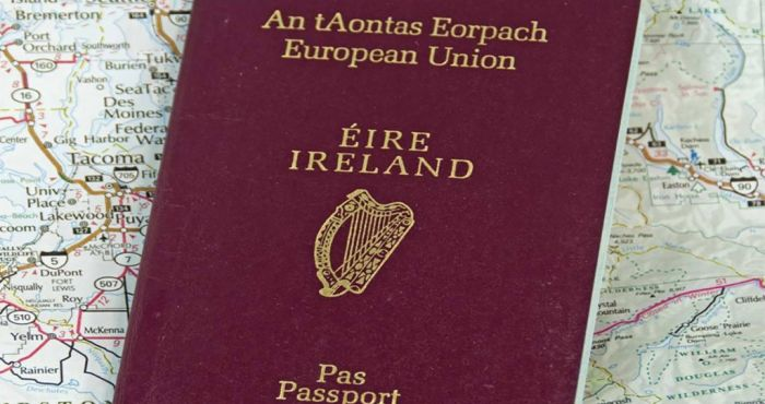 You Can Now Renew Your Irish Passport Online Heres What You Need