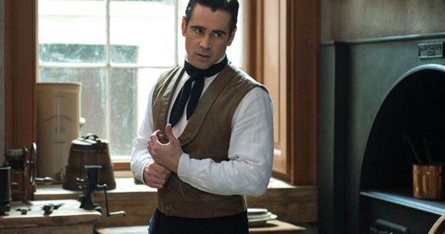 Movie Review Colin Farrell In Miss Julie The Irish Post