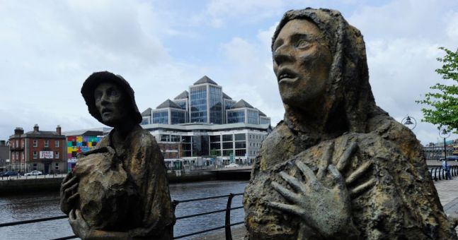 National Famine Commemoration to be held in remembrance of all who died in the Great Hunger