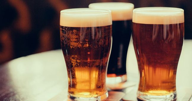 Drinking beer may improve concentration and reduce risk of dementia, scientists say
