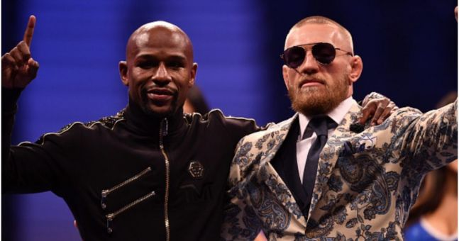 Jeff Mayweather Exclusive: 'Floyd IS in talks to fight Khabib and Conor on the same day'