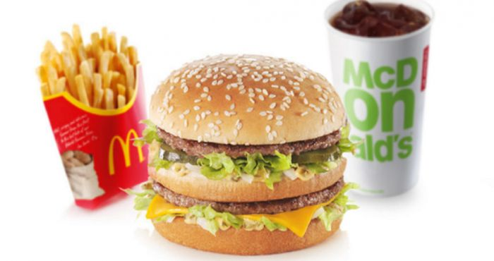 How To Get A Half Price Mcdonald S Big Mac And Fries Over And Over