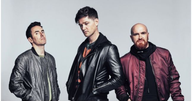 The Script announce free Dublin concert for healthcare workers across Ireland
