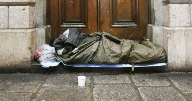 Homeless man found dead in Phoenix Park is 'fourth homeless death in eight days'
