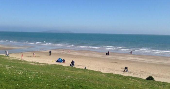 Portmarnock Beach | Activities | Swimming Pools and Water