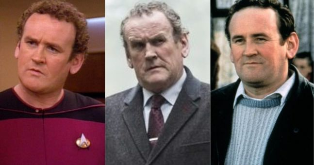 Colm Meaney's most iconic film and television roles
