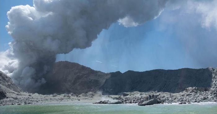 Irish woman listed as one of the survivors of New Zealand volcano eruption   The Irish Post