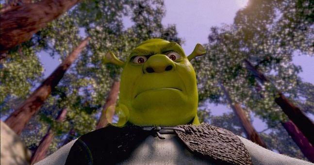 A Completely Irish Version Of Shrek Will Air On Tv On Christmas Day The Irish Post