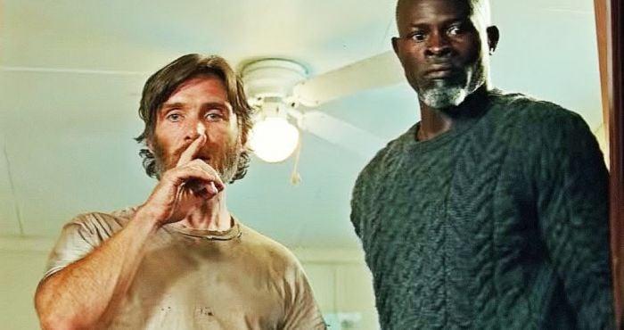 Cillian Murphy's beard in A Quiet Place Part II trailer sends internet into meltdown