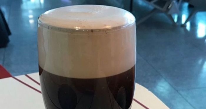 Passenger shares picture of the 'worst Guinness in history of humanity' from Dublin airport