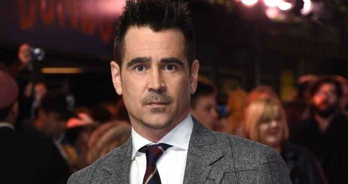 Batman fans given first glimpse of Colin Farrell as the Penguin
