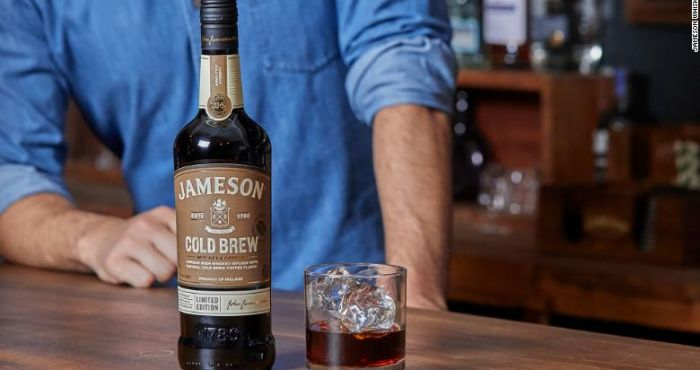 Jameson announces limited edition coffee-infused whiskey