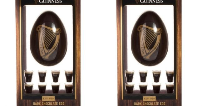 Alcoholic Guinness Easter Egg slammed by watchdog which claims it is appealing to children