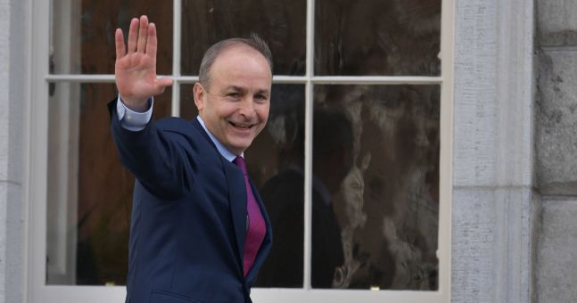 Taoiseach Micheál Martin not in favour of 'divisive' Irish unity referendum