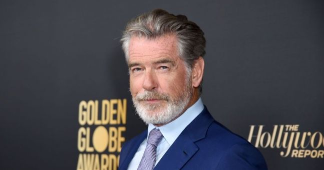 'A mini-me of his dad' - Fans blown away by how much Pierce Brosnan's son looks like James Bond actor