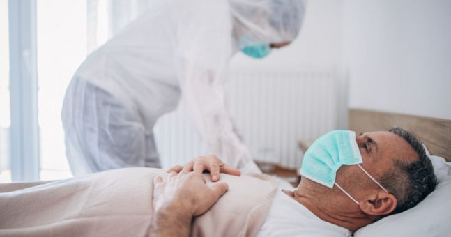Scientists discover worrying link between coronavirus and brain damage - Irish Post