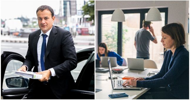 Working from home to become 'new normal' in Ireland - announces Leo Varadkar