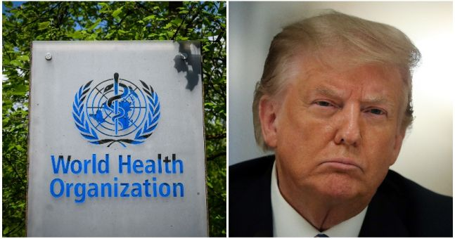 WHO issues troubling warning to Ireland about coronavirus, takes veiled swipe at Donald Trump