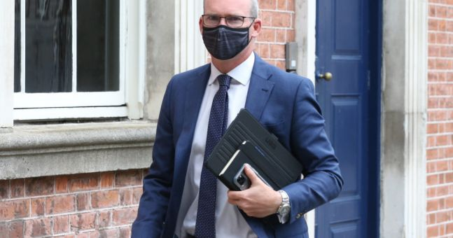Foreign Affairs Minister Simon Coveney meets with US Special Envoy to North of Ireland | The Irish Post