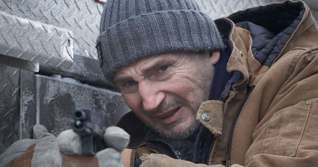 Liam Neeson reveals when he plans to retire from action movies