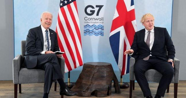 Biden's rebuke to Johnson over NI protocol 'significant', says Taoiseach   The Irish Post