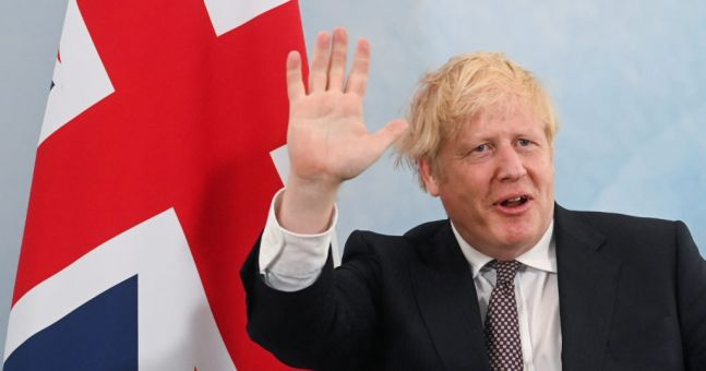 Boris Johnson urges world to be more 'gender neutral' during G7 Summit
