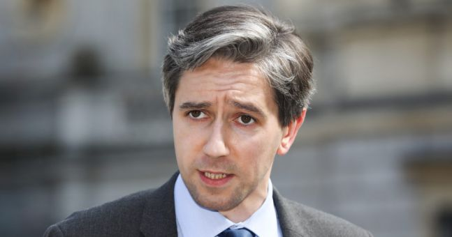 Ireland doesn't need UK government's permission to discuss Irish Reunification, insists Harris