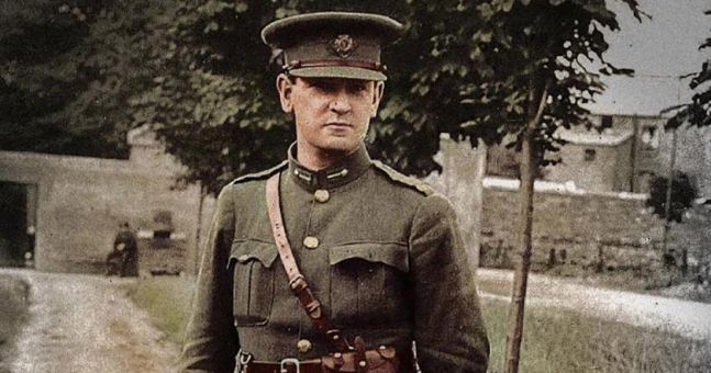 On this day in 1890: Revolutionary leader Michael Collins was born | The Irish Post