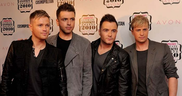 """The best thing we've ever done is split up"": Westlife announce Wembley tour"