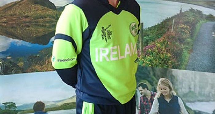 ffdc2f1cc5f Ireland Cricket World Cup kit revealed | The Irish Post