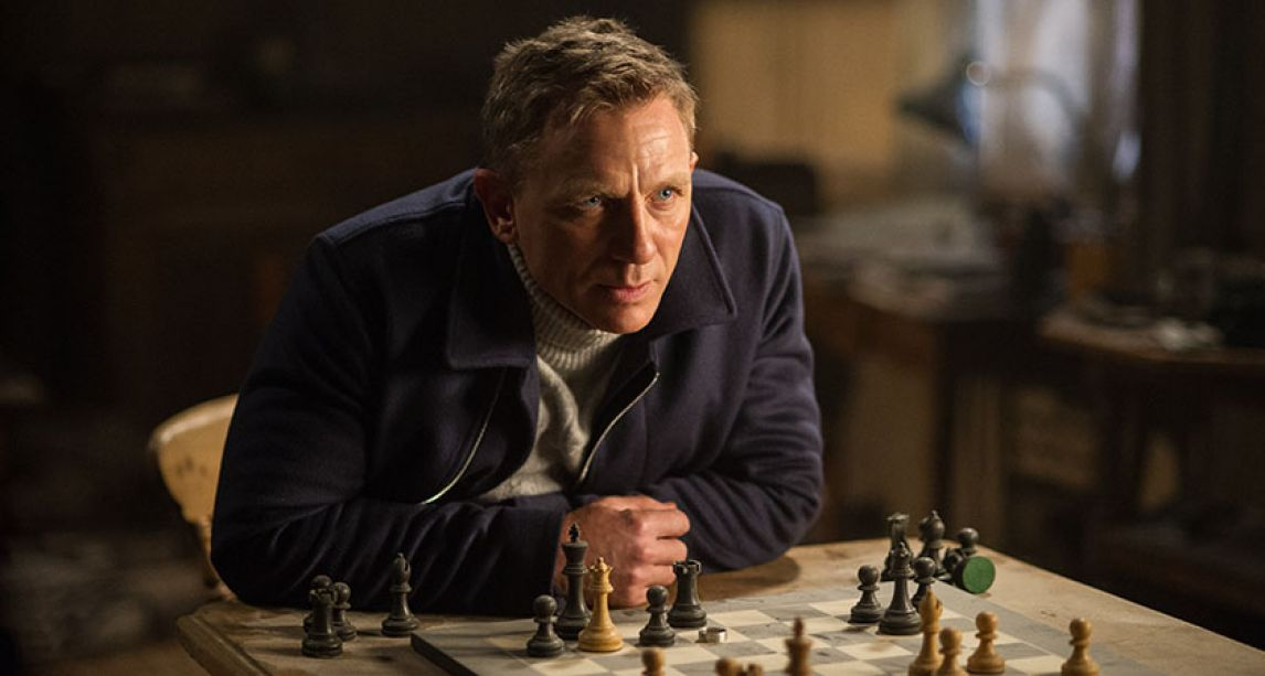 James Bond 25 film title revealed as 'No Time To Die'