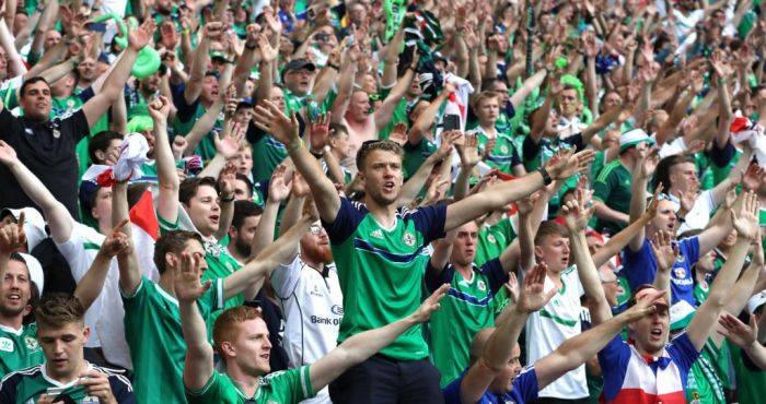 fba65ebcee Northern Ireland are on the right track for a Catholic fan-base ...