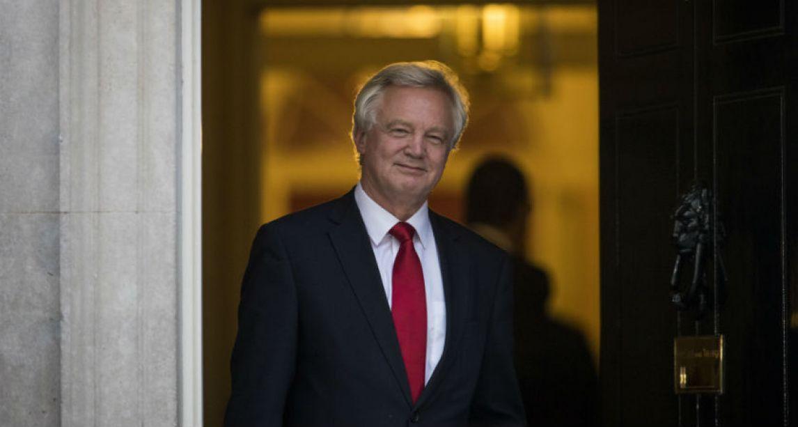 Former Brexit secretary David Davis admits UK Government should have put more resources into solving Irish border 'blind spot'