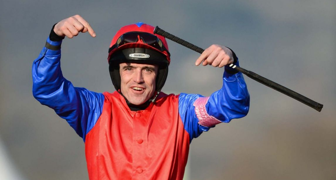 Ruby Walsh: Legendary Irish racer hailed as 'greatest jump jockey ever' as he retires after 24 years in the saddle