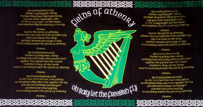 Low lie, the Fields of Athenry! 7 facts about Ireland's