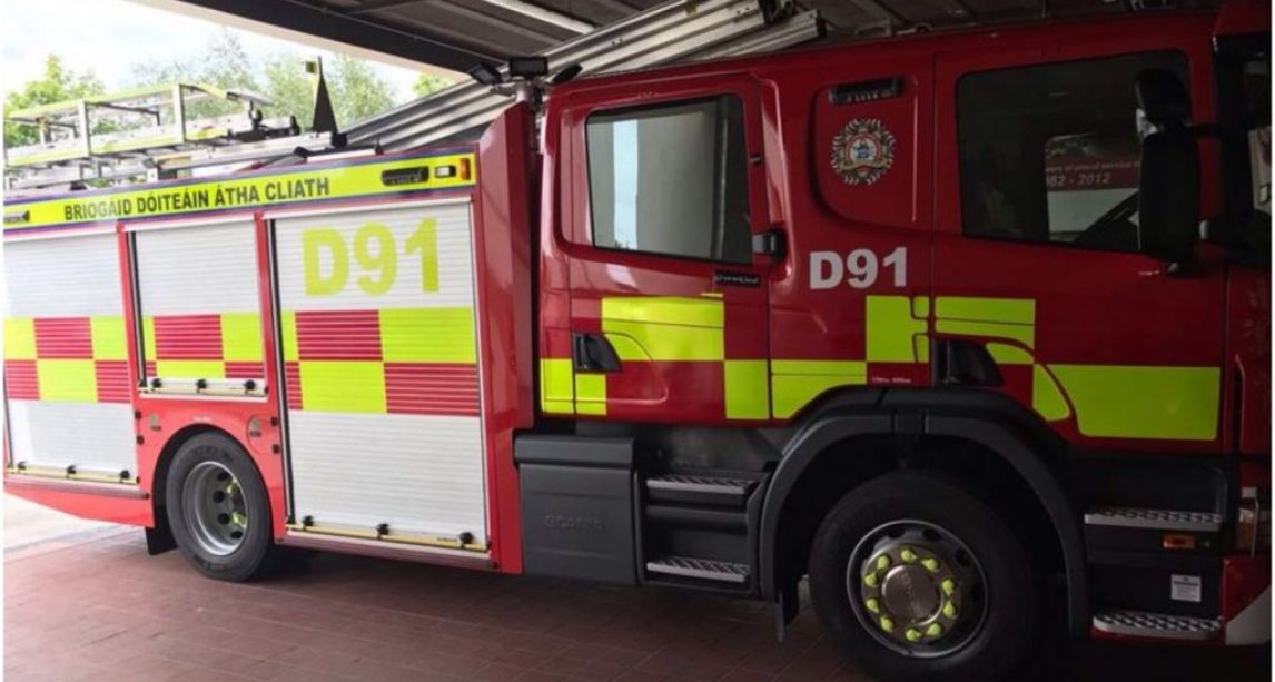 Dublin Fire Brigade attacked while tackling blaze-- hours after station's windows smashed by vandal