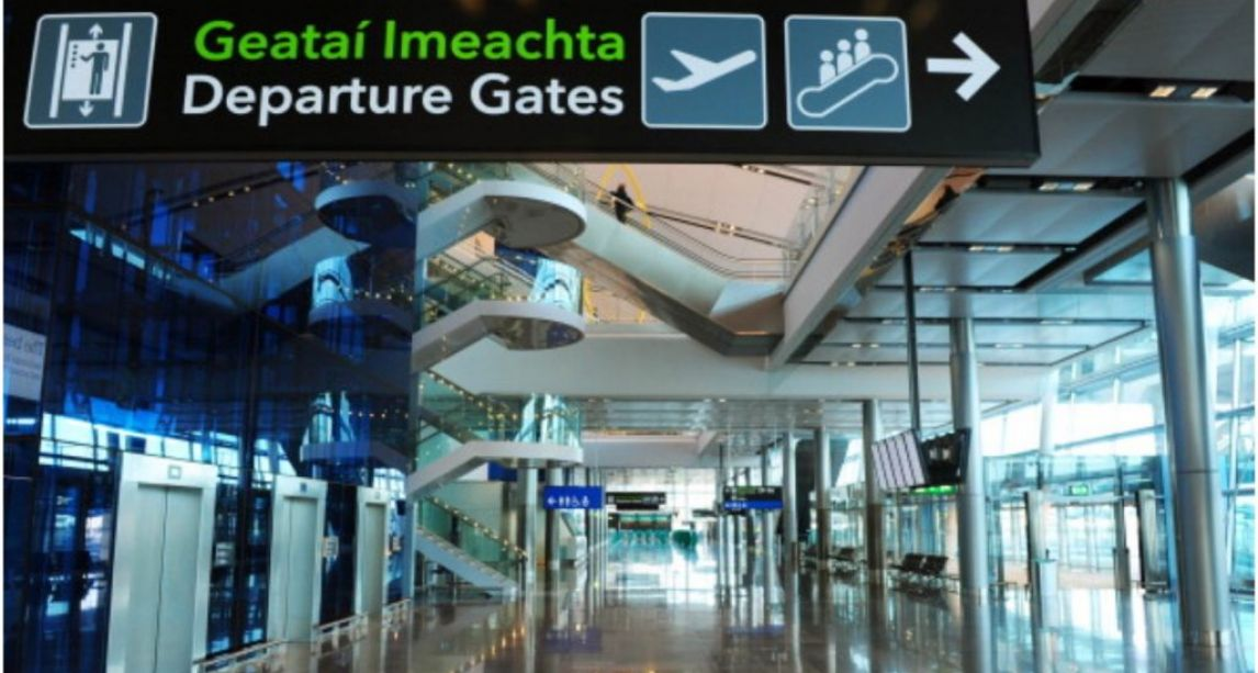 Passengers left frustrated by cruel yet highly amusing prank at Dublin Airport