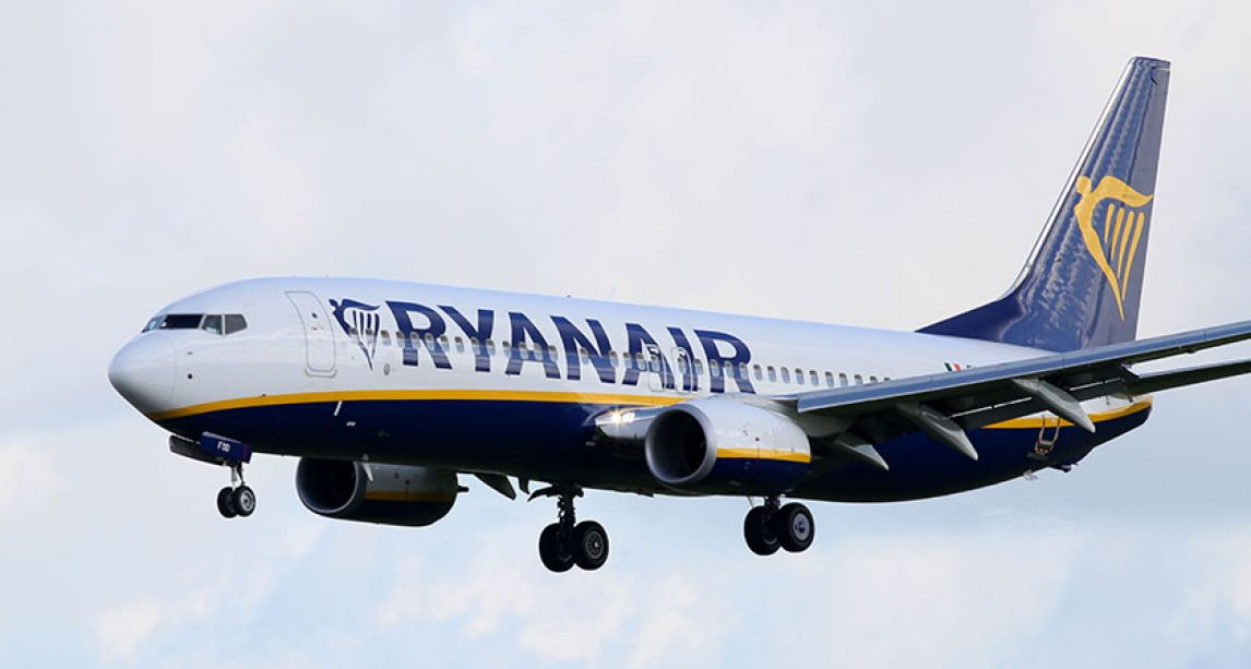 Elderly man, 75, visiting family in UK ends up 1,000 miles away after boarding wrong Ryanair flight