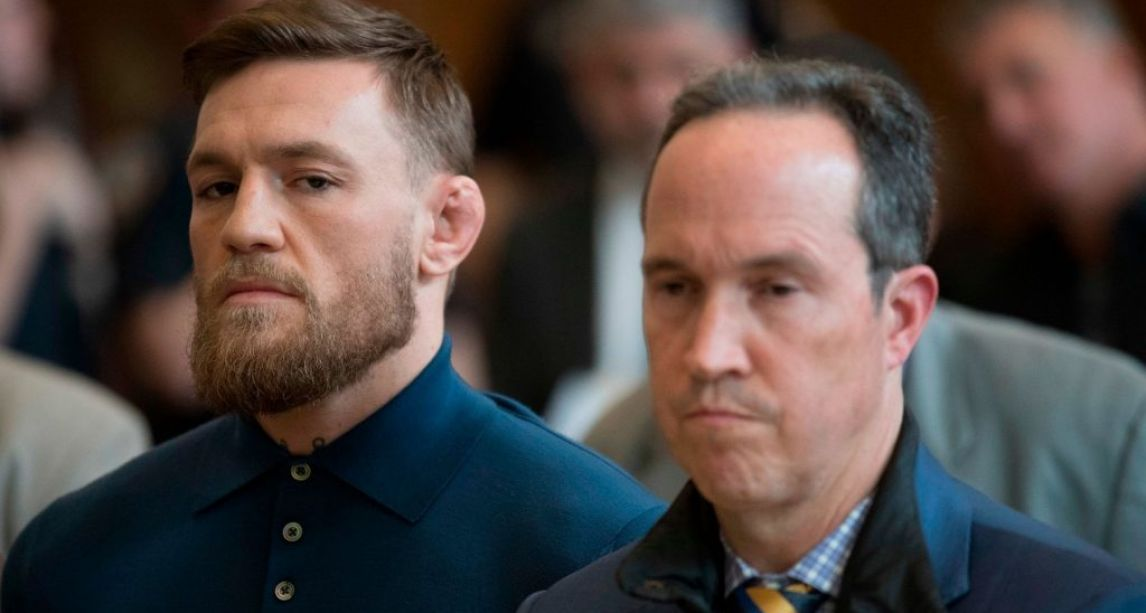 Conor McGregor Dublin pub punch victim 'didn't leave his house for days' after attack