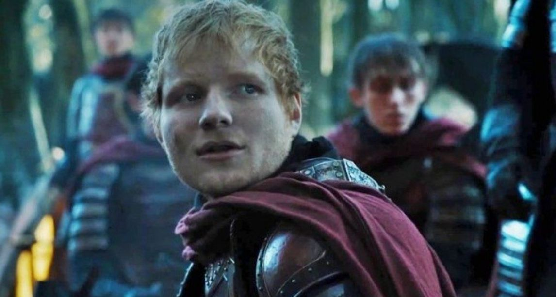 Game of Thrones reveals Ed Sheeran's character met a gruesome end