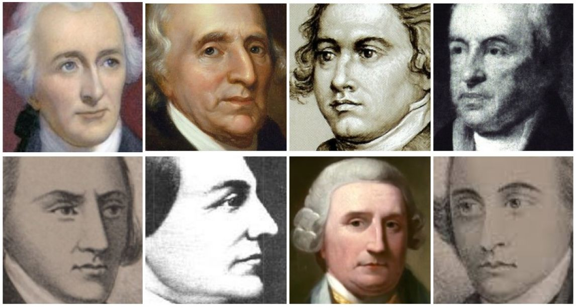 Meet the 8 Irishmen who signed the US Declaration of Independence on July 4, 1776