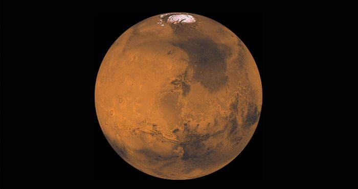 Mars will be visible above Ireland TONIGHT as Red Planet